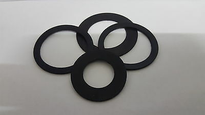 £3.47 • Buy Bespoke Viton A Washer / Spacers 2mm Thk, Pick Your Own Size Upto 40mm Dia