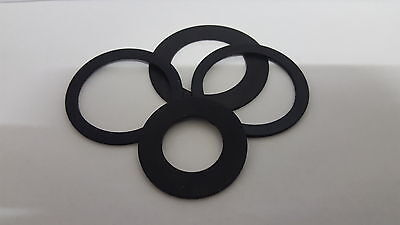 £2.24 • Buy Bespoke Viton A Washer / Spacers 3mm Thk, Pick Your Own Size Upto 40mm Dia