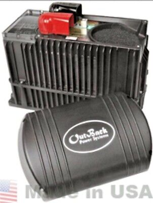Outback Power, Inverter/Charger, 3600W, 48V, Vented, (Ul1741-SA), VFXR3648A • 1,531.43£