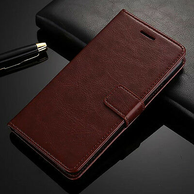 AU7.26 • Buy For Lenovo Vibe K5/K5 Plus/K5Note Luxury Flip Cover Stand Wallet PU Leather Case