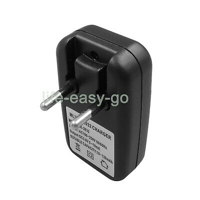 AU26.48 • Buy 110V-220V Battery Charger For ML2032 MS2032 VL2032 Rechargeable Coin Cell Button