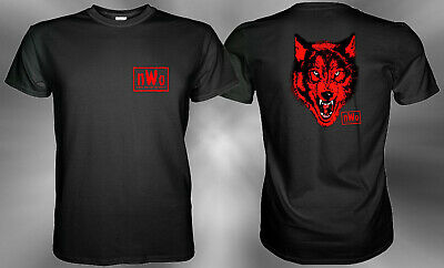 $ CDN38.72 • Buy NWo Red Wolfpack New World Order Wolfpac T-shirt Size S M L XL 2XL 3XL