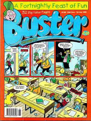 BUSTER Comics On DVD 214 Issues Includes Viewing Software (Disk 2) • 1.49£