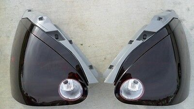 $269 • Buy 04-08 Maxima Smoked Tail Lights Black Tinted Non Led Painted OEM Custom!