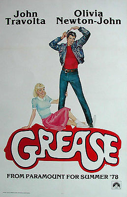 £4.95 • Buy Grease Vintage Style Movie Poster (1) - Different Sizes - Free Uk Postage