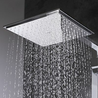 GROHE EUPHORIA CUBE 150 Square Rain Shower Head Chrome NEW  • 79.99£