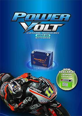 AU89.99 • Buy MG9-BS Sealed Gel Battery Quad ATV Jet Ski Motorbike Replaces YTX9-BS MBTX9U