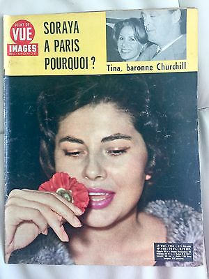 $ CDN18.39 • Buy POINT DE VUE 698 Soraya Paris Mariage Tina Livanos Onassis Blandford