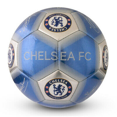 Official Chelsea Fc Signature Football Adult Size 5 New Xmas Christmas Gift • 13.97£