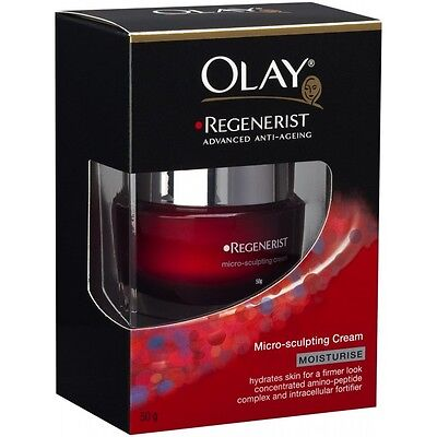 AU69.98 • Buy 2 X OLAY Regenerist Micro-sculpting Cream. NEW In BOXES Free Postage