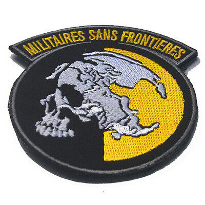 AU10.61 • Buy Metal Gear Solid Mgs Peace Walker Militaires Sans Frontieres U.s. Army Usa Patch