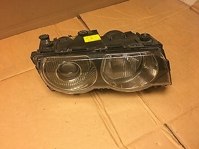 $72 • Buy 1999 2000 2001 BMW 740i 750iL E38 Right Passenger Xenon Hid Headlight 8386958