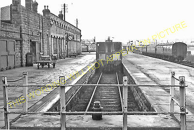 Buxton Railway Station Photo. Millers Dale And Peak Forest Lines. Midland. (3) • 3.50£