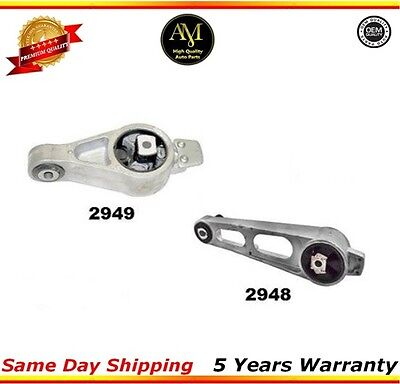 $31.34 • Buy Engine Mount For Dodge Neon A/T Auto Upper Lower Pair Set Kit M055