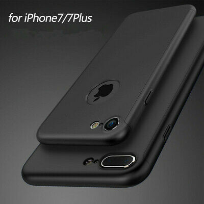 AU12.05 • Buy Ipaky 360° Protective 3in1 Hard PC SLIM Back Case Cover For Iphone 7 XR XS Max