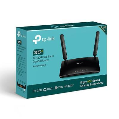 AU148 • Buy TP-Link TL-MR6400 N300 Wireless N 3G 4G LTE Sim Card Router Wi-Fi 300Mbps