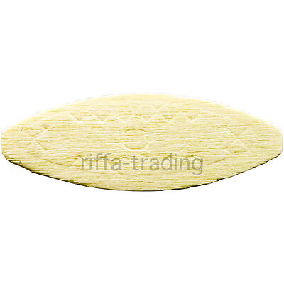 No. 0 Wood Biscuits, Joining,Jointing,Worktop,Kitchen,Hardwood,Joinery,Size Zero • 3.75£