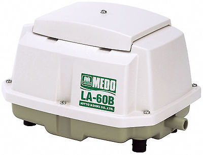 MEDO LA60B Air Pump For Water Treatment & Koi - FREE SHIPPING • 179.99£