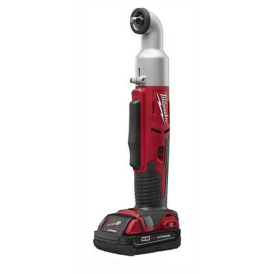 Milwaukee 2668-21CT M18 18 Volt Cordless 3/8  Drive Right Angle Impact Wrench  • 219.99$
