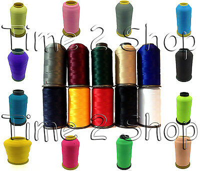 £2.99 • Buy Over Locking Sewing Machine Polyester Cone Industrial Thread Reel UK Seller