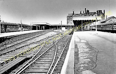 Hunstanton Railway Station Photo. Heacham, Snettisham And Kings Lynn Line. (14) • 3.50£