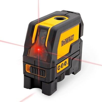 $289 • Buy DEWALT DW0822 Self-Leveling Cross Line And Plumb Spots