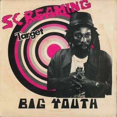 Big Youth - Screaming Target NEW CD • 6.33£