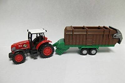 £3.89 • Buy Kids Farm Set Plastic Toy PlaySet Animals Tractor Figures Childrens Gift 3+ New