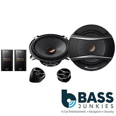 £79 • Buy Pioneer TS-A133Ci 300 Watts 13CM 130MM 5.25  Inch 2 Way Component Car Speakers