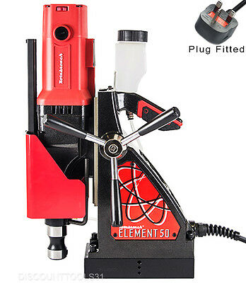 Rotabroach Element 50 Magnetic Drill & Tapping Machine 50mm Dia 220v -  240v  • 725£