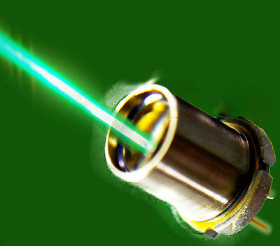 AU77.08 • Buy NICHIA 520nm 1W+ Green Laser Diode/Extracted From Laser Array W/ Ball Lens