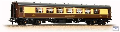 39-310C Bachmann OO Gauge BR Mk1 SP Pullman 2nd Parlour Umber & Cream Lighting • 42.30£