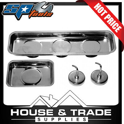 AU25.90 • Buy SP Tools Magnetic Tray Tool Set 4 Piece SP30913