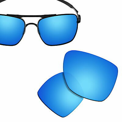 £8.69 • Buy Polarized Replacement Lenses For-OAKLEY Deviation Sunglasses Ice Blue UVA&UVB