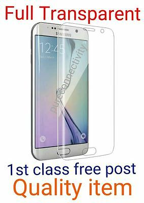$ CDN5.62 • Buy NEW Curved 3D Tempered Glass Screen Protector Cover For Samsung Galaxy S7 Edge
