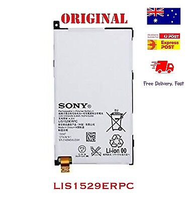 AU15.98 • Buy Sony Battery 3.8V 2300mAh LIS1529ERPC Xperia Z1 Compact Mini Original