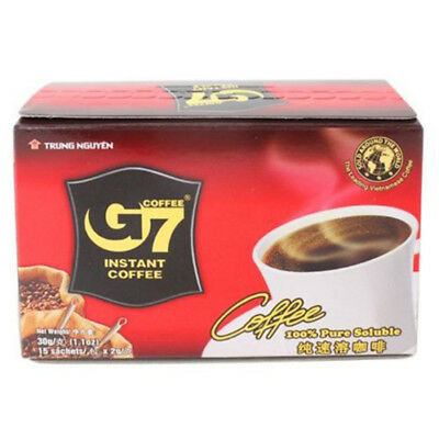AU5.06 • Buy Vietnam Instant G7 Coffee 100% Imported Original Packaging Hot Sale Black COFFEE