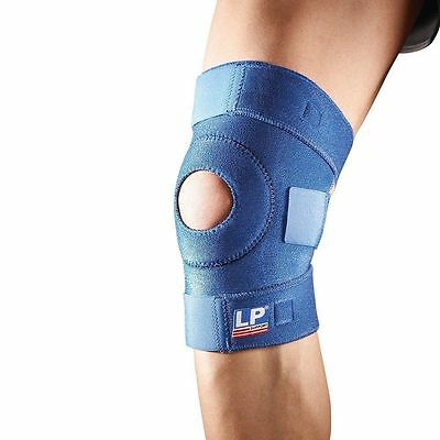 LP 758 OPEN PATELLA KNEE SUPPORT Runners Knee Pain Compression Brace Sleeve Wrap • 14.96£