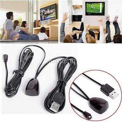 £2.11 • Buy Hidden Ir Infrared Remote Extender Emitter Receiver Repeater System USB Power CA