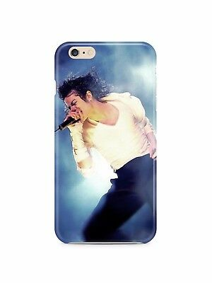 £9.30 • Buy Michael Jackson The King IPhone 4S 5 6S 7 8 X XS Max XR 11 12 Pro Plus Case 17