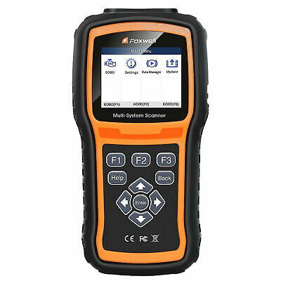 FOXWELL NT530 For HONDA Jazz Multi-System Diagnostic OBD2 Error Code Scanner • 249$