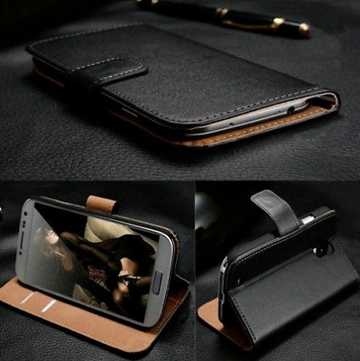 $ CDN6.16 • Buy Luxury Leather Case For Samsung Galaxy S9 S7 S8 Wallet Flip Cover