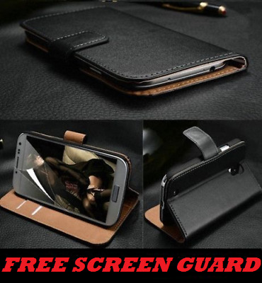 $ CDN4.97 • Buy Luxury Leather Case For Samsung Galaxy S9 S7 S8 Wallet Flip Cover