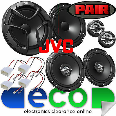 Ford S Max 2006-2015 Front & Rear Door 1200 Watts Car Speakers Full Upgrade Kit • 99.99£