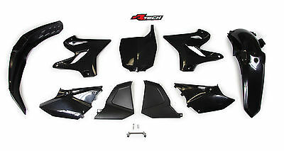 AU239.99 • Buy Yamaha YZ125 2002 2003 Black Restyle To 2015 Plastic Kit