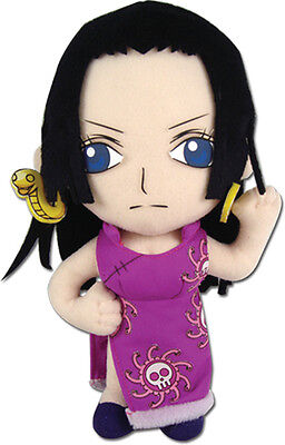 $18.99 • Buy NEW One Piece Boa Hancock 8  Stuffed Plush Doll By GE Official Licensed GE52715