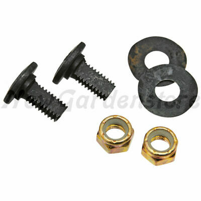Kit Screws Special Blades Lawn Mower Lawnmower Fit ROVER A00673K • 17.30£