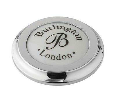 £18.79 • Buy Burlington Traditional Tap Hole Stopper In Chrome     A49CHR