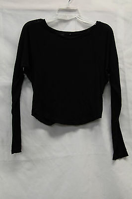 $ CDN21.17 • Buy Lululemon Womens Dance Top Cotton Long Sleeve Loose Size 6? Good Used Condition
