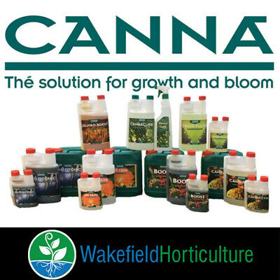 Canna Rhizotonic, Cannazym, Pk13/14, Boost, Flush And Cure All Sizes!!  • 8.99£